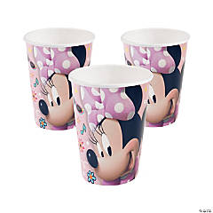 Disney's Minnie Mouse Paper Cups