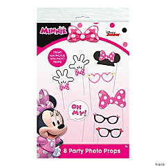 Disney's Minnie Mouse Photo Stick Props