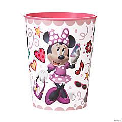 Disney's Minnie Mouse Plastic Favor Cup