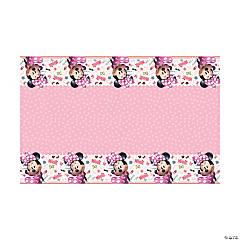 Disney's Minnie Mouse Plastic Tablecloth