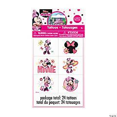 Disney's Minnie Mouse Temporary Tattoos