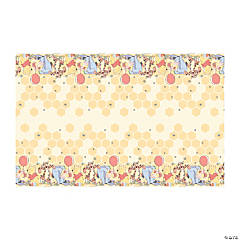 Disney's Winnie the Pooh Plastic Tablecloth