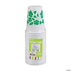 Disposable Plastic Hibiscus Cups