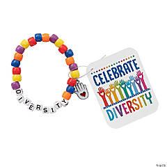 Diversity Charm Bracelet Craft Kit