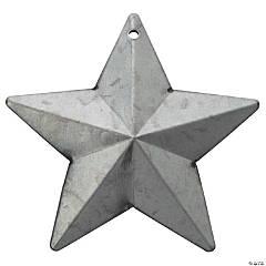 DIY 3D Metal Star Ornaments