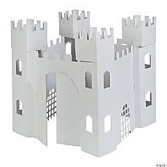 DIY Castle Playhouse