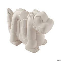DIY Ceramic Chinese New Year Dragons