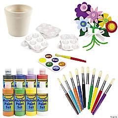 DIY Flower Pot Kit