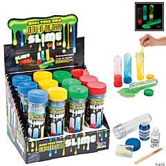 DIY Glow-in-the-Dark Slime Sets