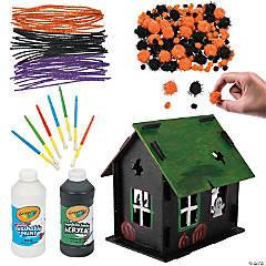 DIY Haunted House Craft Kit