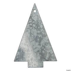 DIY Metal Tree Ornaments