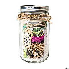DIY Newport Terrarium Jar Kit