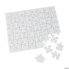 "DIY Puzzles - 8"" x 10"" (24 puzzles)"