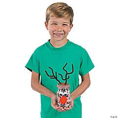 DIY Reindeer Treat Jar Idea