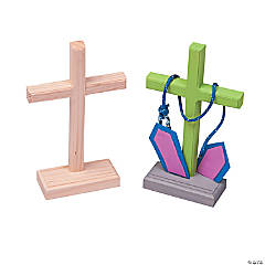 DIY Unfinished Wood Crosses