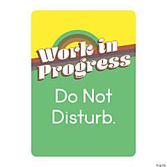 Do Not Disturb Peel & Stick Decals