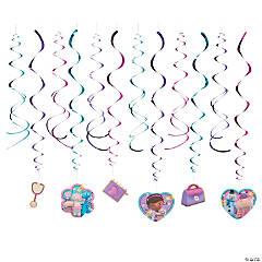 Doc McStuffins Swirl Decorations Value Pack