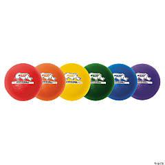 "Dodgeball, Rhino Skin 7"", 6 per set"