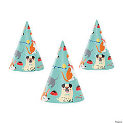 Dog Cone Party Hats