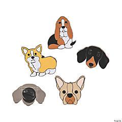 Dog Enamel Pins