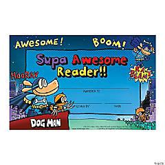 Dog Man Certificates