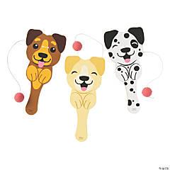 Dog Paddle Ball Games
