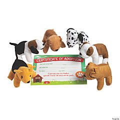 Dog Party Adoption Kit