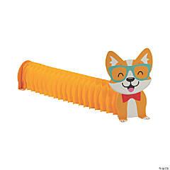 Dog Party Honeycomb Centerpiece