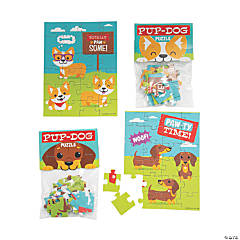 Dog Party Jigsaw Puzzles