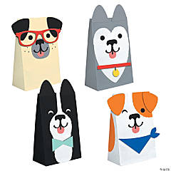 Dog Party Treat Bags