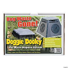"""Doggie Dooley In-Ground Dog Waste Toilet 14""""X14""""X10""""-"""
