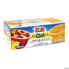 Dole Fruit in Gel Cups 16 Count