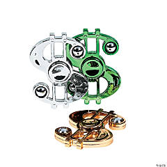 Dollar Sign Fidget Spinners