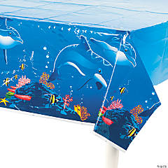 Dolphin Tablecloth
