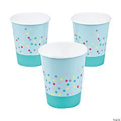 Donut Sprinkles Cups