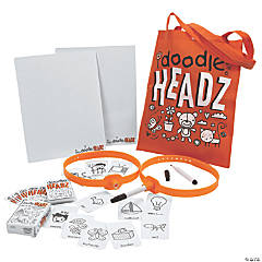 Doodle Headz Game
