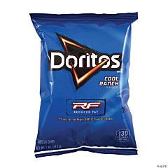 Doritos Reduced Fat Cool Ranch, 1 oz, 72 Count