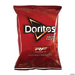 Doritos Reduced Fat Nacho Cheese, 1 oz, 72 Count