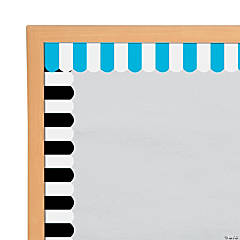 Double-Sided Awning Bulletin Board Borders