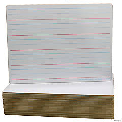 Double-Sided Dry Erase Board, 9