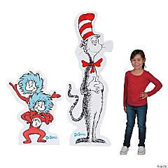 Dr. Seuss™ Cardboard Stand-Up Set