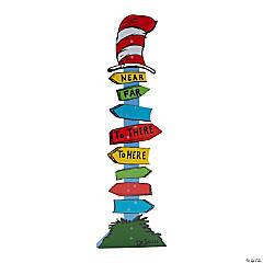 Dr. Seuss™ Directional Sign