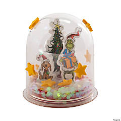 Dr. Seuss™ The Grinch Christmas Glitter Snow Globe Craft Kit