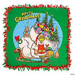 Dr. Seuss™ The Grinch Fleece Throw Craft Kit