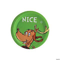 Dr. Seuss™ The Grinch Nice Paper Dessert Plates - 8 Ct.