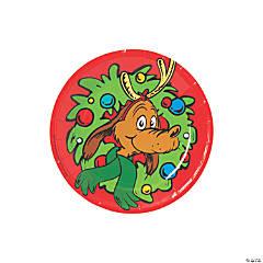 Dr. Seuss™ The Grinch Paper Dessert Plates - 8 Ct.