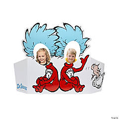 Dr. Seuss™ Thing 1 & Thing 2 Tabletop Photo Op Stand-Up