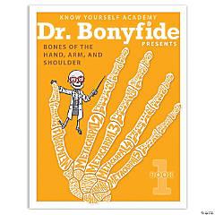 Dr. Bonyfide Activity Workbook , Bones of Hand, Arm and Shoulder