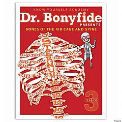 Dr. Bonyfide Activity Workbook, Bones of Rib Cage and Spine
