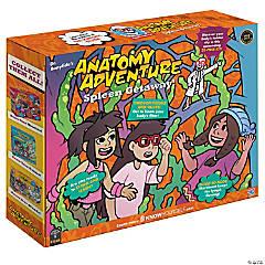 Dr. Bonyfide's Anatomy Adventure, Spleen Getaway (Lymphatic System)